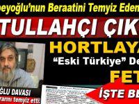 Mirzabeyoğlu'nun beraat kararını temyiz eden savcı Fetullahçı çıktı!