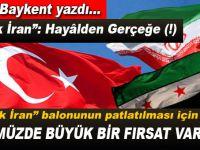 """Sinan Baykent yazdı; """"Büyük İran""""; Hayâlden Gerçeğe(!)"""