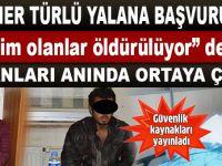 PKK her türlü yalanı deniyor!