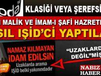 """Bir """"oda tv"""" klasiği; İmam-ı Şafi Hazretlerini nasıl IŞİD'çı yaptılar?"""