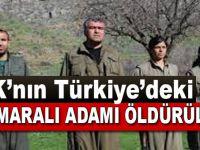 PKK'nın Türkiye'deki bir numaralı adamı öldürüldü