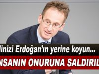 Alman parlamentosunda Cumhurbaşkanı Erdoğan'a destek: 'Kendinizi Erdoğan'ın yerine koyun...'