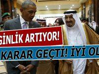 """Obama'nın karşı olduğu """"Suudi Arabistan kararı"""" Senato'dan geçti"""