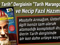 """Yahya Düzenli: """"Derin Tarih"""" Dergisinin """"Tarih Marangozluğu"""" ve Necip Fazıl Hazımsızlığı..."""