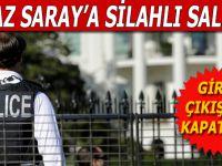 Beyaz Saray'da silahlı saldırı girişimi
