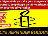 Dünya böyle yalan görmedi; Türkiye hepsinden geriymiş!