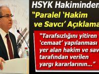HSYK Hakiminden 'Paralel hakim ve savcı' açıklaması!