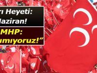 """Çağrı Heyeti'nin kurultay kararına MHP'den açıklama: """"Tanımıyoruz!"""""""
