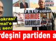 """Diktatör"" olmayan Demokrasi Kemal, kardeşini partiden attı!"