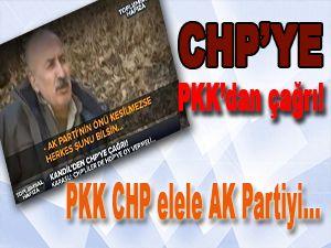 CHP-PKK elele Ak Partiyi engellemeye!