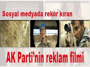 Sosyal medyayı sallayan AK Parti'nin reklam filmi